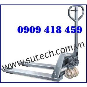 Xe nâng tay inox 2 tấn (2000kg)