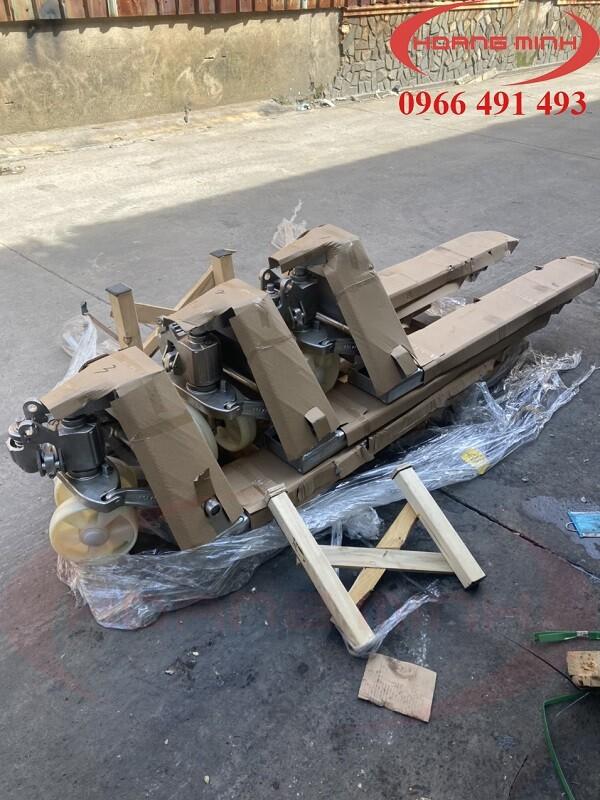 Xe nâng tay inox 2500kg giá rẻ tại HCM