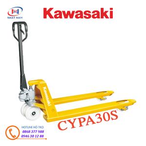 Xe nâng tay Kawasaki Model CYPA30S Thương hiệu Nhật Bản