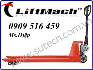 Xe Nâng Tay Siêu dài 2000kg, Xe nâng tay thấp siêu dài 2 tấn