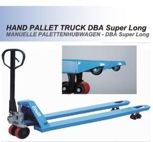 Xe nâng tay siêu dài DBA Super Long