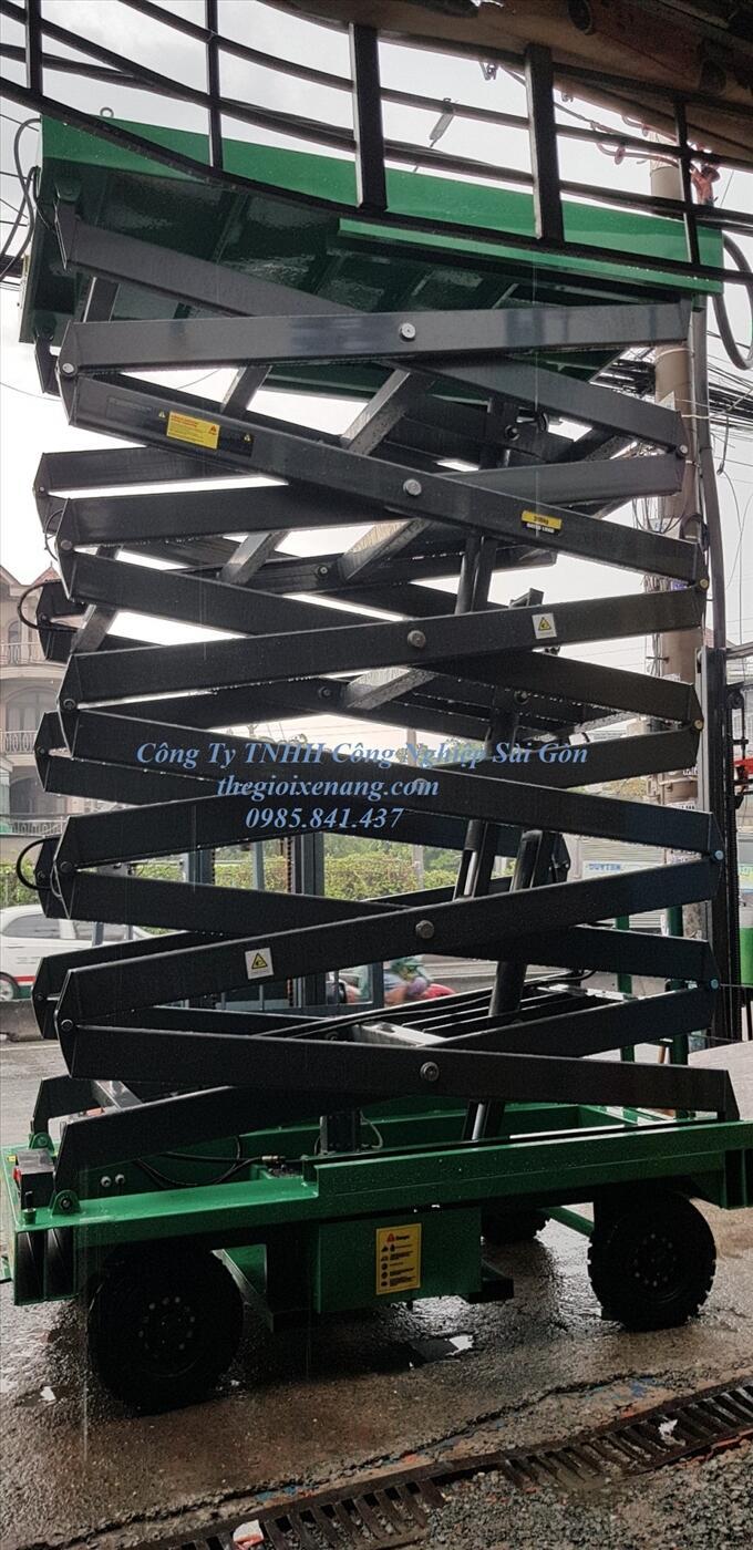 xe nâng người 12 mét , thang nâng người 10 mét , thang nâng giá rẻ , hướng dẫn sử dụng thang nâng