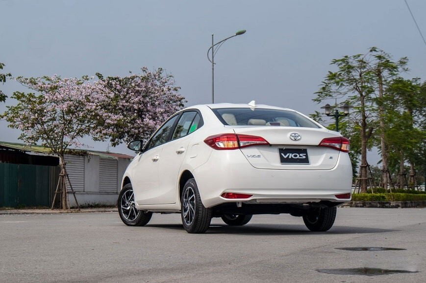 Toyota Vios 1.5 E CVT