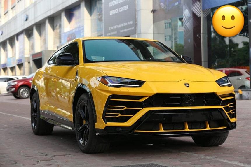 Xe ô tô phong thủy màu vàng hợp với mệnh thổ