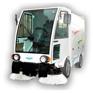 Xe quét rác quét đường bệnh viện và sân bay Fiorentini S 150