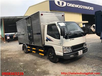 Xe tải 2,15 tấn IZ49 new 2019 ero4 Đô Thành Thùng Kín