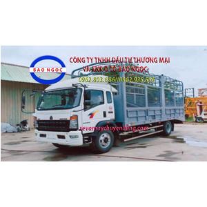 Xe tải 5 tấn tmt thùng 2 tầng chở ô tô