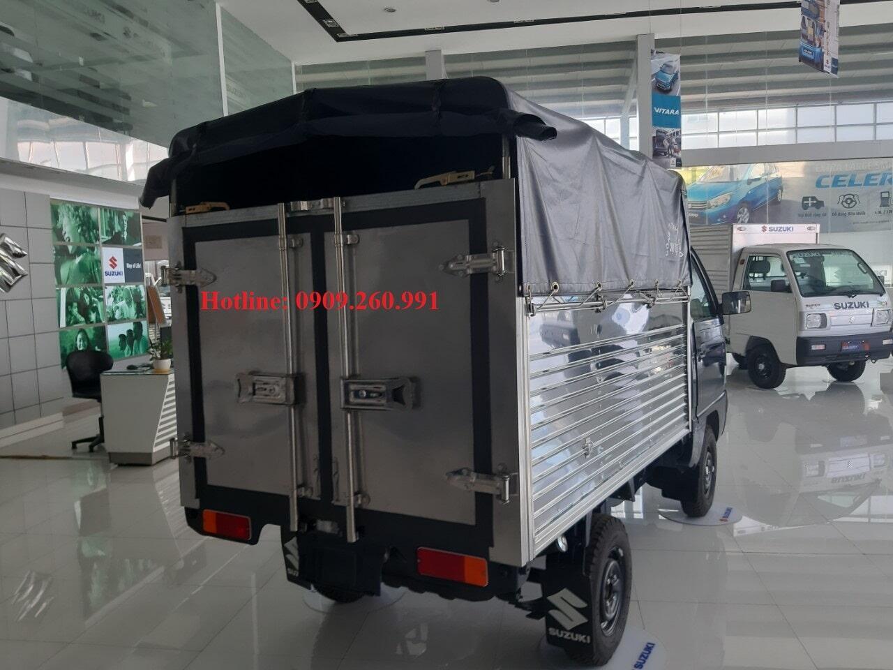 Suzuki Carry Truck mui bạt - Xe tải nhẹ Suzuki 550kg