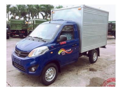 Xe tải 820 Kg thùng kín Foton Gratour-SX13 Euro 4