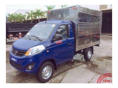 Xe tải 830 Kg thùng kín Foton Gratour-SX12 Euro 4