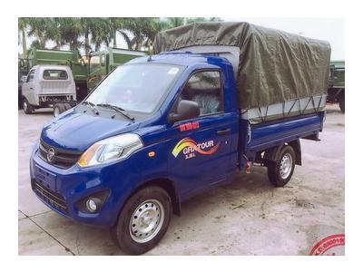 Xe tải 850 Kg thùng bạt Foton Gratour-SX13 Euro 4