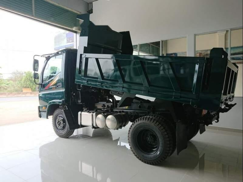 Xe tải Thaco Forland FD350E4 - Thùng ben - Tải 3,49 tấn