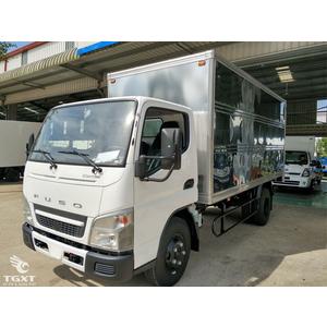 Xe tải Fuso Canter 4,99 - Thùng kín - Tải 1,9 tấn / 2,3 tấn