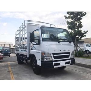 Xe tải Fuso Canter 6.5 - Thùng mui bạt - Tải 3.49 tấn