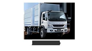 Xe tải Fuso FI 170 - 7,4 tấn