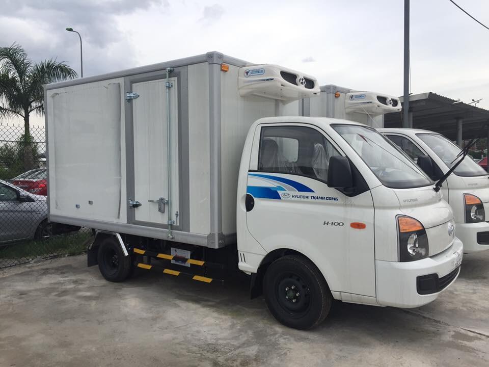 Xe Tải Hyundai H150 Porter 1,5 Tấn Thùng Kín