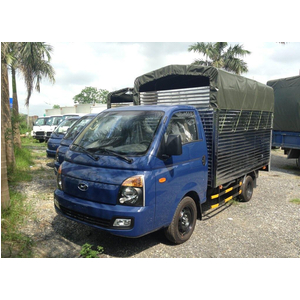 Xe Tải Hyundai H150 Porter 1,5 Tấn Thùng Mui Bạt