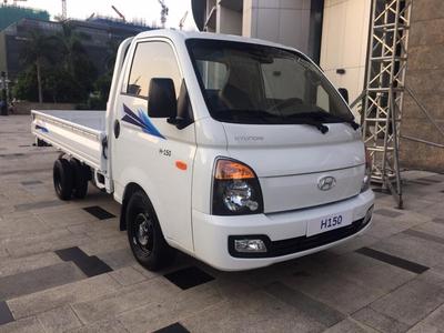 Xe Tải Hyundai H150 Porter 1,5 Tấn Thùng Lửng