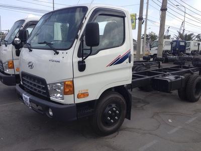 Xe Tải Hyundai HD88 - 5,5 Tấn Thùng Lửng