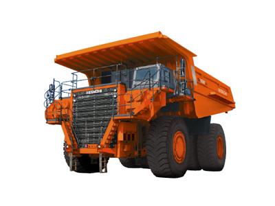 Xe tải khung liền Hitachi EH4000AC-3