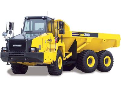 Xe tải khung mềm HM300-2R
