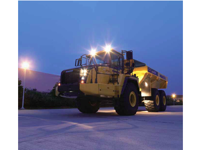 Xe tải khung mềm HM400-3R