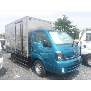 Xe tải KIA Frontier K200 - Thùng kín - Tải 990kg / 1490kg / 1990kg