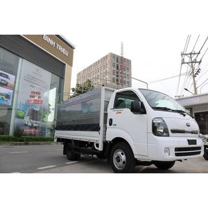 Xe tải KIA Frontier K200 - Thùng mui bạt - Tải 990kg / 1490kg / 1990kg