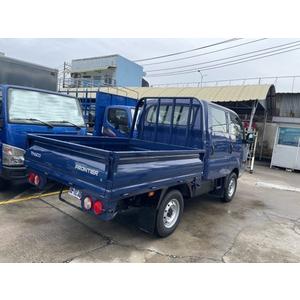 Xe tải KIA K200SD 4WD Cabin đôi - Thùng lửng - Tải trọng 1,49 tấn