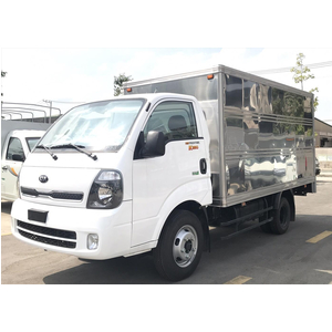 Xe tải KIA Frontier K250 - Thùng kín - Tải 1490kg / 2490kg