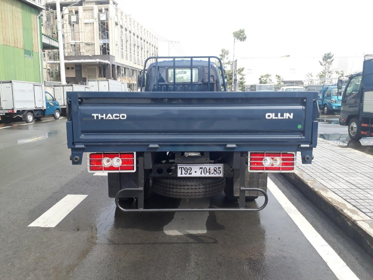 Xe tải Thaco Ollin 490/700 - Thùng lửng - Tải 2,35 tấn / 3,49 tấn