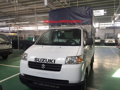 Suzuki Carry Pro 580kg thùng mui bạt