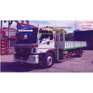 Xe tải thaco auman C160 gắn cẩu hana 3 tấn 4 đốt VC324