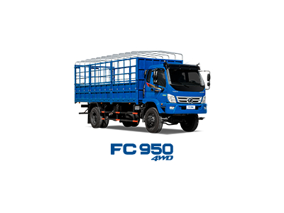 Xe tải Thaco Forland FC950 - 4WD