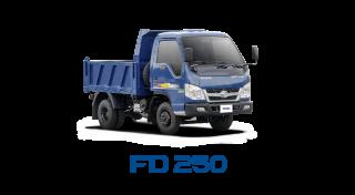 Xe tải Thaco Forland FD250 - 2,49 tấn