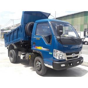 Xe tải Thaco Forland FD490/600 - Thùng ben - Tải 2,49/3,49 tấn