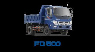 Xe tải Thaco Forland FD500 - 4,99 tấn