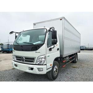 Xe tải Thaco Ollin 120 - Thùng kín - Tải 7,1 tấn