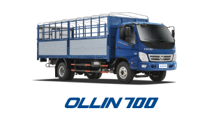 Xe tải Thaco Ollin 120S - 7 tấn