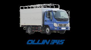 Xe tải Thaco Ollin 345 - 2,4 tấn