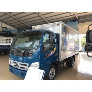 Xe tải Thaco Ollin 345 - Thùng kín - Tải 2,4 tấn / 3,49 tấn