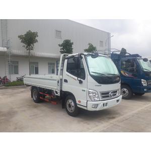 Xe tải Thaco Ollin 345 - Thùng lửng - Tải 2,4 tấn / 3,49 tấn