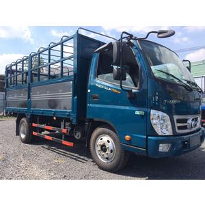 Xe tải Thaco Ollin 345 - Thùng mui bạt - Tải 2,4 tấn / 3,49 tấn