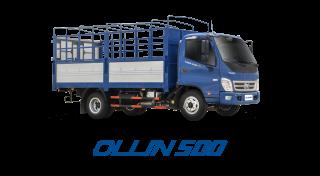 Xe tải Thaco Ollin 500 - 4,99 tấn