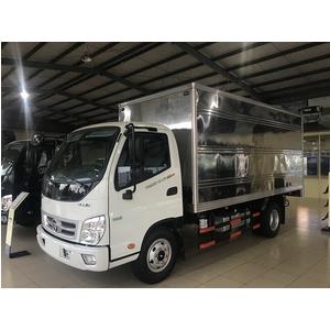 Xe tải Thaco Ollin 500 - Thùng kín - Tải 4,99 tấn
