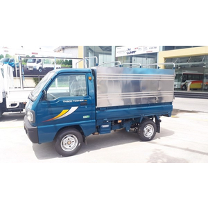 Xe tải Thaco Towner 800 - Thùng mui bạt - Tải 990kg