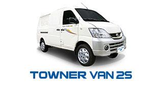 Xe tải Thaco Towner Van 2S - 945kg