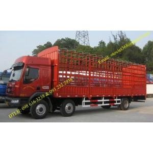 Xe tải thùng 2 dí 1 cầu CHENGLONG công suất 220 PS Và 240 PS