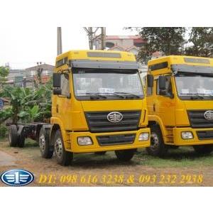 Xe tải thùng 2 dí 1 cầu FAW , Công suất 220 PS
