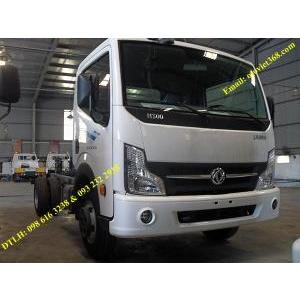 Xe tải thùng 3,5 tấn DONGFENG CAPTAIN